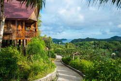 Palau Carolines Resorts