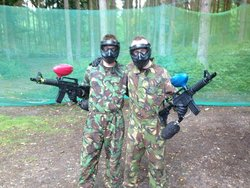 Skirmish Paintball Games Norwich