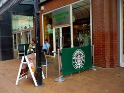 Starbucks Blackpool