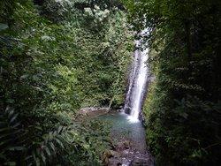 Santa Lucia Falls