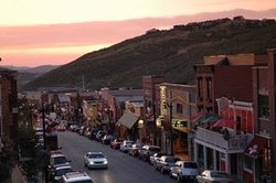 Park City Main Street Historic District
