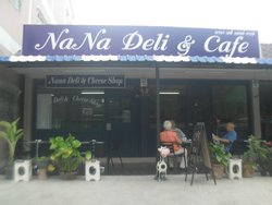 Nana Deli and Cafe