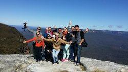 Dingo Travel - Blue Mountains Tours