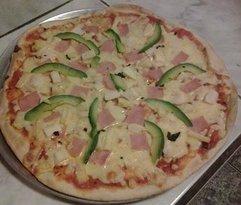 Chaman Pizza