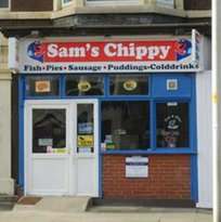 ‪Sams Fish and Chips Blackpool‬