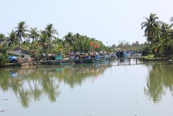 Tra Nhieu Fishing Village