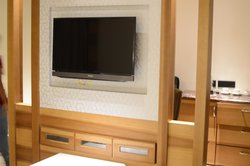 The tv partition