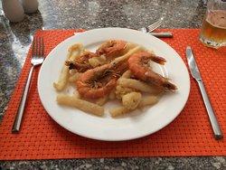 Caesar Bay fritto misto
