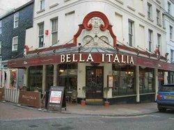 Bella Italia Brighton Market Street