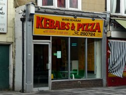 Wrexham Kebab & Pizza