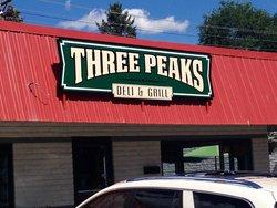 Three Peaks Deli & Grill