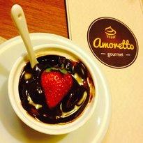 Amoretto Cupcakes