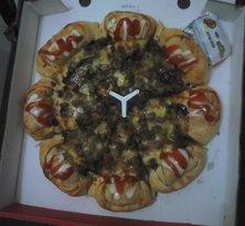 Papa Ron's Pizza Solo