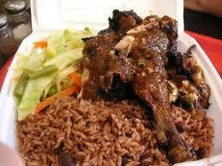 Ackee & Saltfish Yardy Style Jamaican Food
