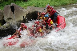 Ubud Bali White Water Rafting Adventure