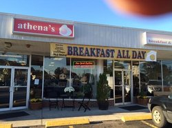 Athena's Breakfast & Lunch