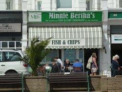 Minnie Bertha's Fish & Chip shop