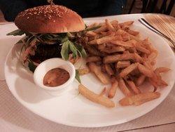 Moe's Burger