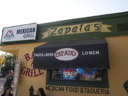 Zapata's Mexican Food and Taqueria