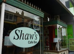 Shaw's Cafe Bar