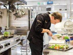 Chef-Kok Rens Hoezen