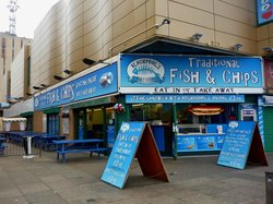 Blackpool's Fish Factory