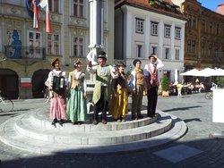 Stories of Ljubljana