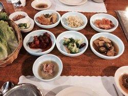 Woo Chon Korea House