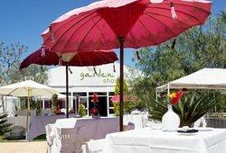 Garden Show Restaurante Jardín