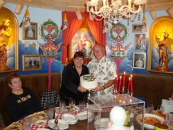 POPE ROOM, BUCCA CARLSBAD, BIRTHDAY PARTY
