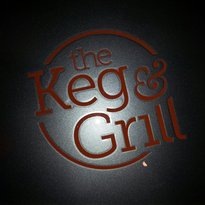 the KEG & GRILL
