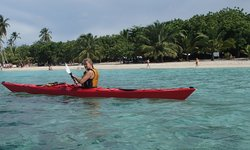 Sea Kayaking Dominican Republic