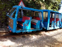 Wulai Sightseeing Trolleybus