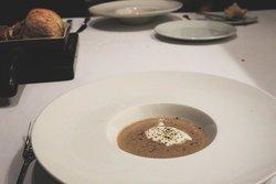 mushroom soup 50/50