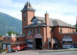 Nelson Fire & Rescue Hall