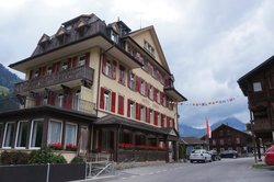 Bären Kiental Hotel