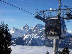 Ski Area Les Carroz