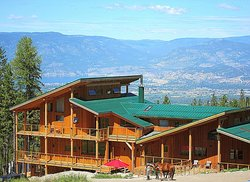 Kelowna Stables at Myra Canyon Ranch