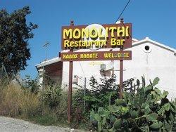 Taverna Monolithi