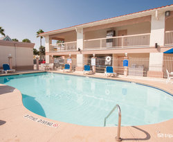 The Pool at the BEST WESTERN Port Aransas
