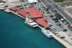 Edward Wilmoth Blyden Marine Terminal