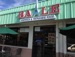 Bale Sandwich Shop