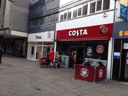 Costa Coffee Northumberland Street