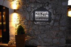 Puig d Santa Magdalena - Restaurant Panoramic