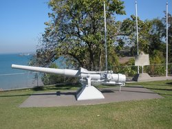 The USS Peary Memorial