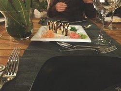 sushi! very nice