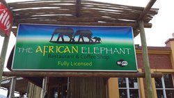 ‪African Elephant Restaurant and Coffee Shop‬