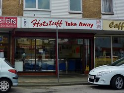 Hot Stuff Takeaway