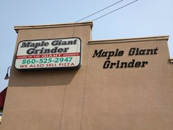 Maple Giant Grinder & Pizza