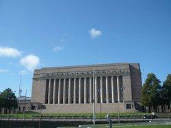 Eduskuntatalo (Riksdagshuset)